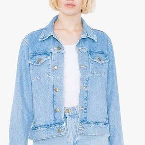 AA Unisex Denim Jacket